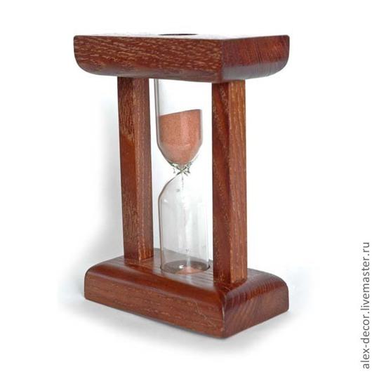 Часы для дома ручной работы. Ярмарка Мастеров - ручная работа. Купить Песочные часы №4. Handmade. Часы, песочные часы