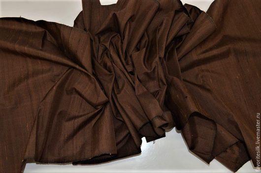 Шитье ручной работы. Ярмарка Мастеров - ручная работа. Купить Шёлк натуральный  цумуги (Япония). Handmade. Натуральный шелк