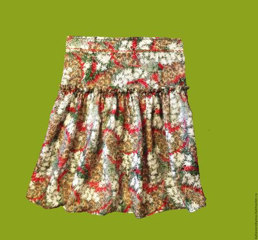 Юбки ручной работы. Ярмарка Мастеров - ручная работа. Купить юбка миди деревенская Retro Rural. Handmade. Юбка миди