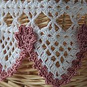 Для дома и интерьера handmade. Livemaster - original item Lace rose (set). Handmade.