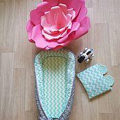Комплекты одежды ручной работы. Ярмарка Мастеров - ручная работа Гнездышко babynest. Handmade.