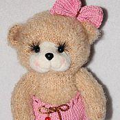 """Куклы и игрушки ручной работы. Ярмарка Мастеров - ручная работа Медвежонок """" малышка Пи"""". Handmade."""