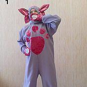 """Одежда ручной работы. Ярмарка Мастеров - ручная работа """"Лунтик""""-костюм для аниматора. Handmade."""