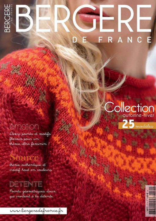 Журнал от BERGERE DE FRANCE  №171.