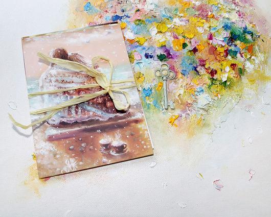 Открытки на все случаи жизни ручной работы. Ярмарка Мастеров - ручная работа. Купить Набор открыток: Лето. Handmade. Открытки