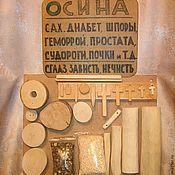 Фен-шуй и эзотерика ручной работы. Ярмарка Мастеров - ручная работа обереги из осины. Handmade.