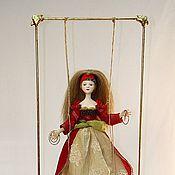 """Куклы и игрушки ручной работы. Ярмарка Мастеров - ручная работа Кукла """"Цирк в Монако"""". Handmade."""
