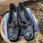 Обувь ручной работы handmade. Livemaster - original item Loafers: Stuart Weitzman Vintage.. Handmade.