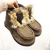 Обувь ручной работы handmade. Livemaster - original item Men`s boots author`s