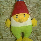 Куклы и игрушки ручной работы. Ярмарка Мастеров - ручная работа Игрушка-подушка. Handmade.