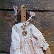 Куклы и игрушки ручной работы. Ярмарка Мастеров - ручная работа Кукла авторская Котя сестра Моти. Handmade.