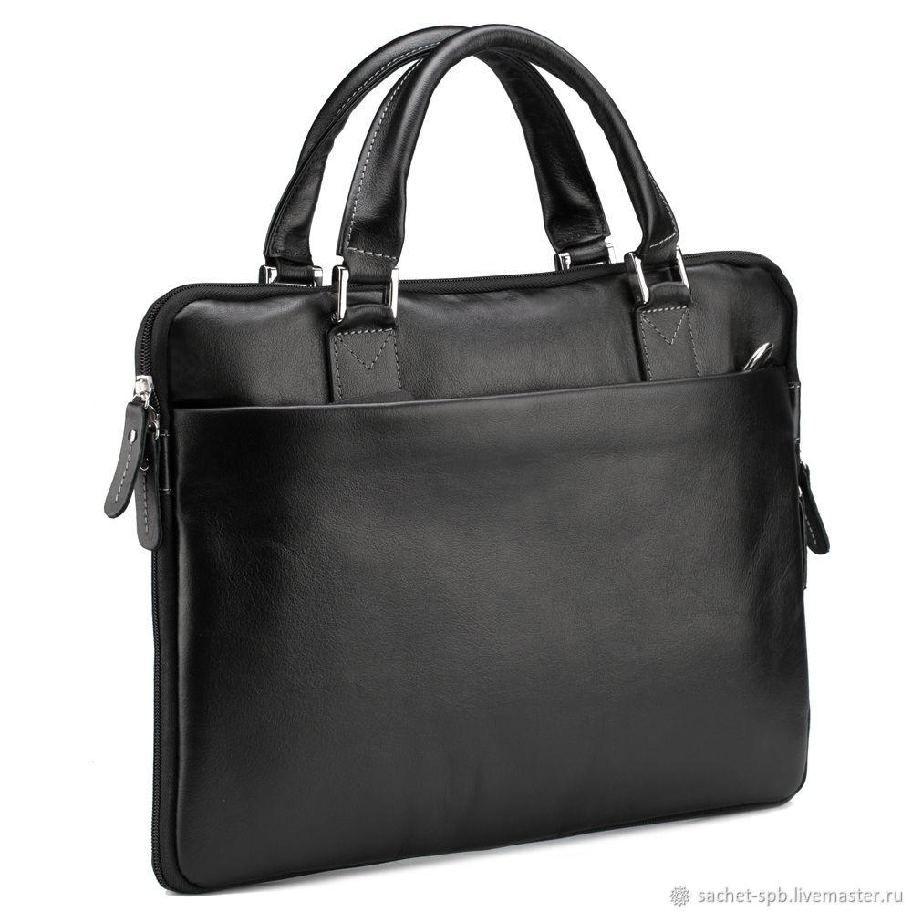 5afd9cfa650c Мужские сумки ручной работы. Ярмарка Мастеров - ручная работа. Купить  Кожаная деловая сумка