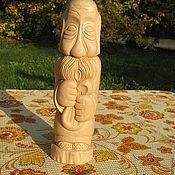 Статуэтки ручной работы. Ярмарка Мастеров - ручная работа Резные фигуры из дерева. Handmade.