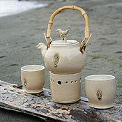 Посуда handmade. Livemaster - original item Tea set