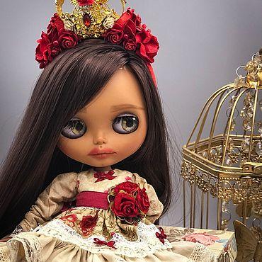 Куклы и игрушки ручной работы. Ярмарка Мастеров - ручная работа Кукла Блайз-в образе Dolce &Gabbana. Handmade.
