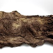 """Материалы для творчества ручной работы. Ярмарка Мастеров - ручная работа Шелковый лепс (одеяло) """"Брауни"""" Бронь для Марии. Handmade."""
