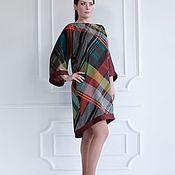 """Одежда ручной работы. Ярмарка Мастеров - ручная работа Платье """"Кимоно""""  11292#Скидка30 %. Handmade."""