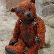 Куклы и игрушки ручной работы. Ярмарка Мастеров - ручная работа Мишка Ральф. Handmade.