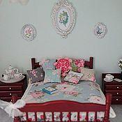 Куклы и игрушки ручной работы. Ярмарка Мастеров - ручная работа Pretty bedroom. Handmade.