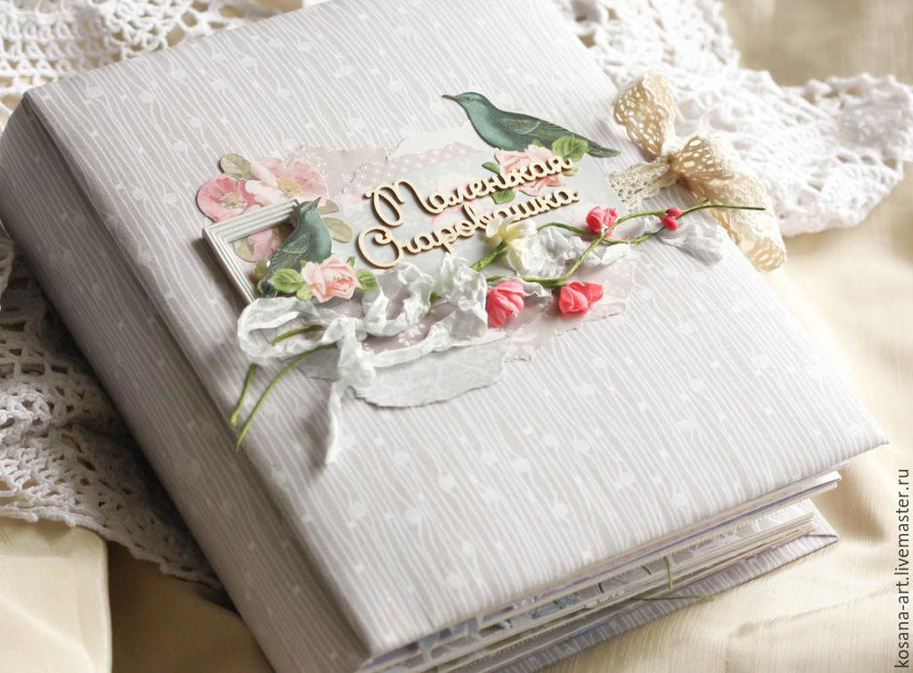 Cards for Women handmade. Livemaster - handmade. Buy The album 'Little Charmer' in the style of the Tilde.