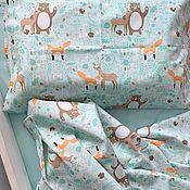 Для дома и интерьера handmade. Livemaster - original item Bed linen for children. Handmade.