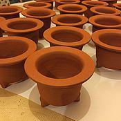 Для дома и интерьера ручной работы. Ярмарка Мастеров - ручная работа Горшок для неофинетий. Handmade.
