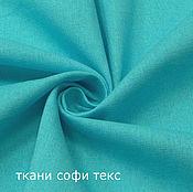 Ткани ручной работы. Ярмарка Мастеров - ручная работа Ткань лен хлопок 3 вида , Н 011.7. Handmade.