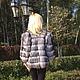 Верхняя одежда ручной работы. Заказать Куртка из финской чернобурки. Елена LORENZO одежда из меха и кожи. Ярмарка Мастеров. Полушубок
