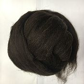 Материалы для творчества handmade. Livemaster - original item South American wool. 30 Mr. brown. Germany.. Handmade.