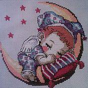 """Картины и панно ручной работы. Ярмарка Мастеров - ручная работа Картина """"Спящий ангелок"""". Handmade."""