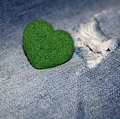 """Украшения ручной работы. Ярмарка Мастеров - ручная работа Кольцо """"Love story"""" зеленое. Handmade."""