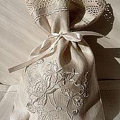 """Сувениры и подарки ручной работы. Ярмарка Мастеров - ручная работа Мешочек """"Нежный"""". Handmade."""