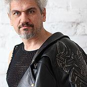 Куртка косуха с байкерской защитой