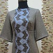 """Одежда ручной работы. Ярмарка Мастеров - ручная работа Авторское платье """"Choco Lace"""". Handmade."""