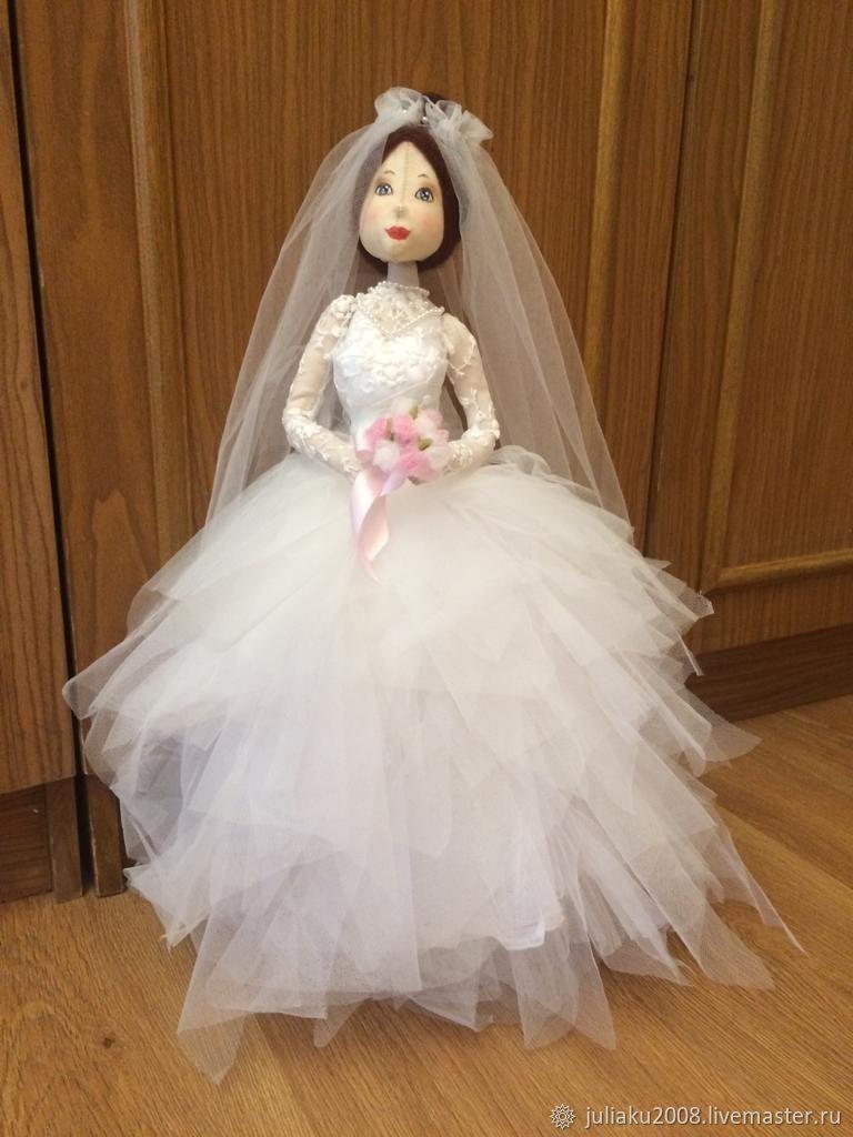 Текстильная кукла Невеста, Куклы, Ростов-на-Дону, Фото №1