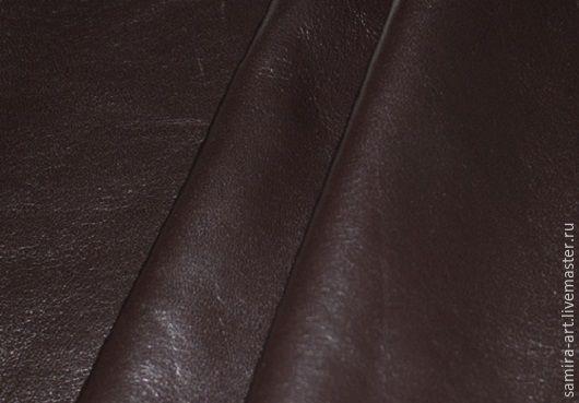 """Шитье ручной работы. Ярмарка Мастеров - ручная работа. Купить Кожа натуральная 0,9-1.1 мм  """"Фабио"""". Handmade."""