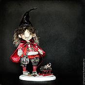 Куклы и игрушки ручной работы. Ярмарка Мастеров - ручная работа Гном Локк. Handmade.