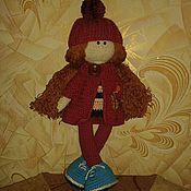 Куклы и игрушки ручной работы. Ярмарка Мастеров - ручная работа Кукла Маша. Handmade.