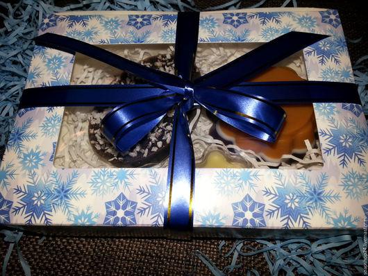 Подарочные наборы косметики ручной работы. Ярмарка Мастеров - ручная работа. Купить Подарочный набор Шоколадное настроение. Handmade.