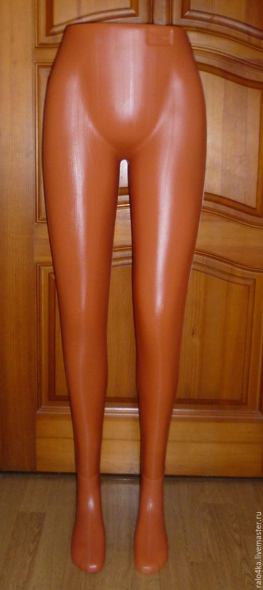Манекены ручной работы. Ярмарка Мастеров - ручная работа. Купить Манекен  Ноги с бёдрами. Handmade. Бежевый, манекен, манекен ноги