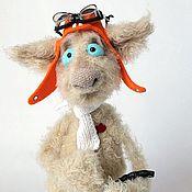 Куклы и игрушки ручной работы. Ярмарка Мастеров - ручная работа Кот Фил. Handmade.