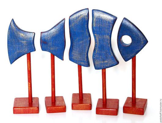 Евгений Вагнер. Синяя рыба.
