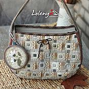 Сумки и аксессуары handmade. Livemaster - original item Japanese bag with purse