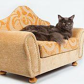 Для домашних животных, handmade. Livemaster - original item Sofa for dogs, cats order in size.. Handmade.