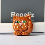 Материалы для творчества ручной работы. Ярмарка Мастеров - ручная работа Бусина Regaliz RB - 240. Handmade.