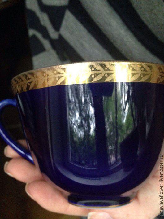 Чайная чашка ЛФЗ чайный сервиз