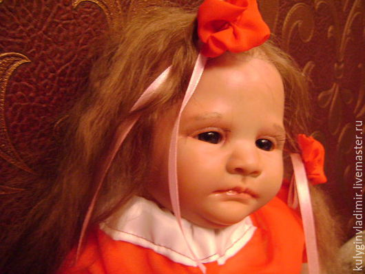 Куклы-младенцы и reborn ручной работы. Ярмарка Мастеров - ручная работа. Купить Кукла 8-реборн. Handmade. Комбинированный, винил