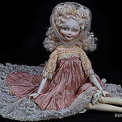 Куклы и игрушки ручной работы. Ярмарка Мастеров - ручная работа Дюна. шарнирная кукла. Handmade.