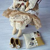 Куклы и игрушки ручной работы. Ярмарка Мастеров - ручная работа Швея рукодельница. Handmade.