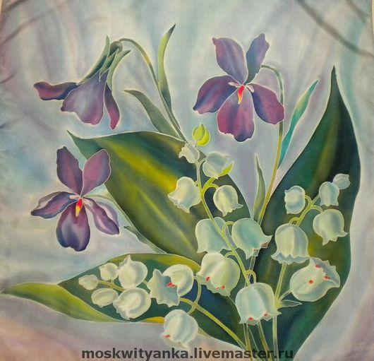 Весенние цветы добавят романтики в Ваш образ!